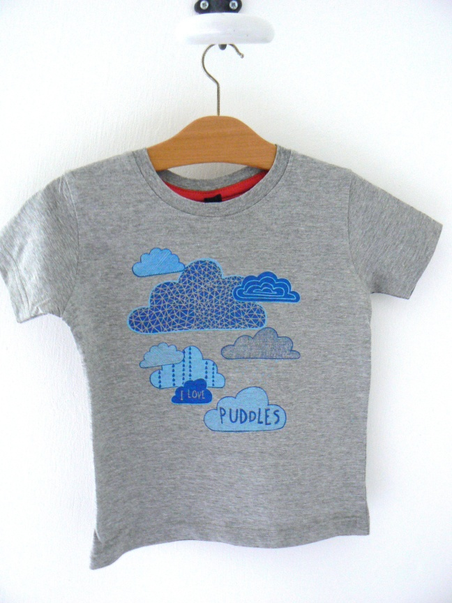 I Love Puddles by Emma Henderson